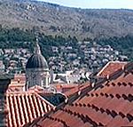 Veduta dalle mura, Dubrovnik (Ragusa). Autore e Copyright: Marco Ramerini