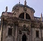 La chiesa di San Biagio (Sv. Vlaho), Dubrovnik (Ragusa). Autore e Copyright: Marco Ramerini