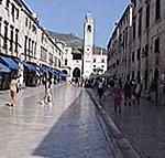 Stradùn (Placa), Dubrovnik (Ragusa). Autore e Copyright: Marco Ramerini