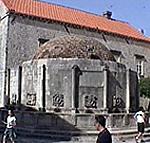 Fontana di Onofrio, Ragusa (Dubrovnik). Autore e Copyright: Marco Ramerini