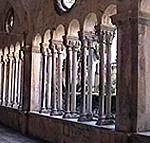 Chiostro del Convento Francescano, Dubrovnik (Ragusa). Autore e Copyright: Marco Ramerini