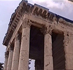 Tempio di Augusto, Pola (Pula), Istria, Croazia. Autore e Copyright: Marco Ramerini