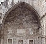 Palazzo Comunale o Palazzo dei Rettori, Traù (Trogir), Croazia. Autore e Copyright: Marco Ramerini