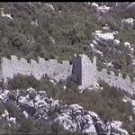 La bella cerchia muraria di Ston (Stagno), Dalmazia, Croazia. Autore e Copyright: Marco Ramerini