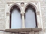 Antica finestra, Zara (Zadar), Croazia. Autore e Copyright: Marco Ramerini