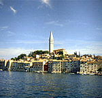 Rovigno (Rovinj), Istria, Croazia. Autore e Copyright: Marco Ramerini