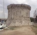 La torre veneziana di San Marco (1470), Trogir (Traù), Croazia. Autore e Copyright: Marco Ramerini