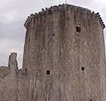 Il Castello del Camerlengo, Trogir (Traù), Croazia. Autore e Copyright: Marco Ramerini