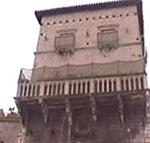 Casa Torre, Trogir (Traù), Croazia. Autore e Copyright: Marco Ramerini