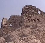 Rovine della fortezza situata all'estremo punto sud dell'isola di Pago (Pag) vicino al ponte che unisce l'isola con la terraferma. Autore e Copyright: Marco Ramerini