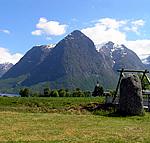 Parco Nazionale di Jostedalsbreen, Norvegia. Autore e Copyright: Marco Ramerini