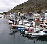 Honningsvåg, Isola di Capo Nord, Norvegia. Autore e Copyright: Marco Ramerini