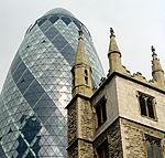 La City, Londra, Regno Unito. Autore e Copyright: Marco Ramerini