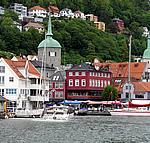 Bergen, Norvegia. Autore e Copyright: Marco Ramerini