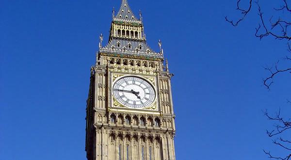 Big Ben, Londra, Regno Unito. Autore e Copyright: Marco Ramerini