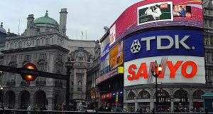 Piccadilly Circus, Londra, Regno Unito. Autore e Copyright: Marco Ramerini