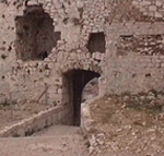 Porta d'accesso alla fortezza di S. Anna, Sebenico (Šibenik). Autore e Copyright: Marco Ramerini