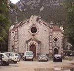 Le rovine della chiesa di San Biagio, Ston (Stagno), Dalmazia, Croazia. Autore e Copyright: Marco Ramerini