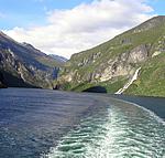 Fiordo di Geiranger, Norvegia. Autore e Copyright: Marco Ramerini
