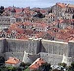 Le mura, Dubrovnik (Ragusa), Croazia. Autore e Copyright: Marco Ramerini