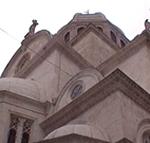 La cattedrale di Sveti Jacov (San Giacomo),Sebenico (Šibenik). Autore e Copyright: Marco Ramerini
