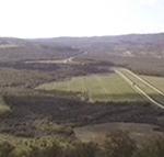 La valle del fiume Quieto, Montona (Motovun), Istria, Croazia. Autore e Copyright: Marco Ramerini