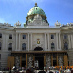 Vienna, Austria. Author and Copyright Liliana Ramerini
