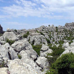 El Torcal, Antequera, Andalusia, Spagna. Author and Copyright Liliana Ramerini.