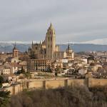 Segovia, Castiglia-León, Spagna. Author Carlos Delgado. Licensed under the Creative Commons Attribution-Share Alike