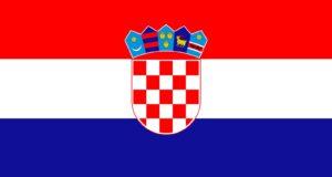 Bandiera della Croazia
